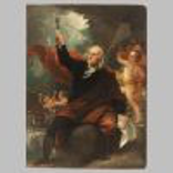 Benjamin West, Benjamin Franklin Drawing Electricity from the Sky.